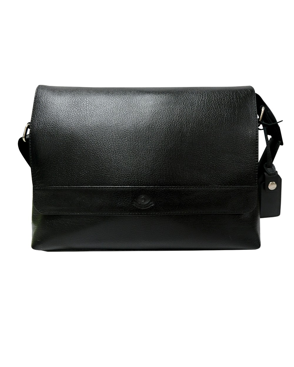 Cobe-Messenger Leather Bag (Big)